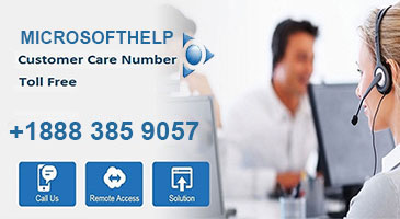Microsoft Help Support Customer Care Number